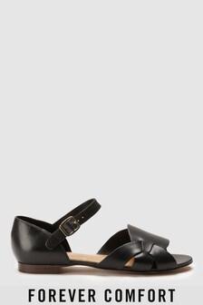 Chaussures Signature Forever Comfort à bride cheville et bout ouvert