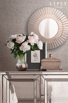 Lipsy Luxe Texture Rose Gold Wallpaper