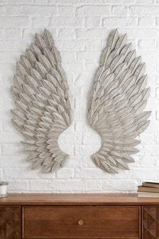 Conjunto de 2 alas de ángel