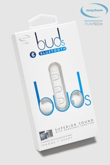 Mayhem Buds Bluetooth Earphones