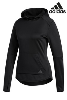 adidas Black Own The Run Hoody
