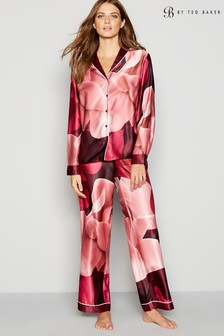 B by Ted Baker Wine Print Pant