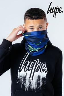 Hype. Navy Camo Multifunctional Headwear
