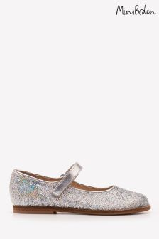 Boden Metallic Party Mary Jane Shoe