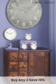 Garrat Dark Chestnut 1 Door 6 Drawer Sideboard by Laura Ashley