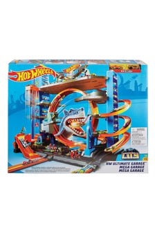 Hot Wheels City Ultimate Garage Playset