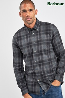 Barbour® Grey Wetheram Shirt