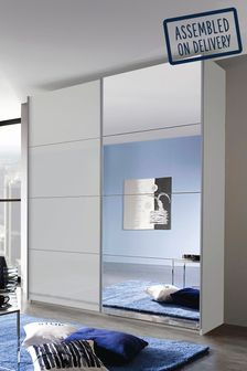 Courtney 1.81m Sliding Wardrobe By Rauch
