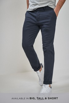 מכנסי צ'ינו משופשפים