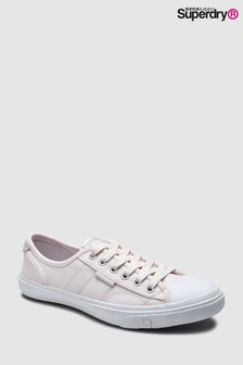 Superdry Light Pink Low Pro Sneaker