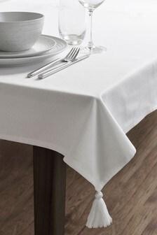Tassel Table Cloth