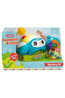 Little Tikes Spinning RC Blue