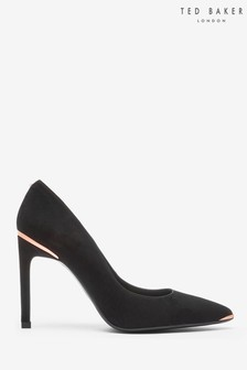 Ted Baker Black Court Shoes