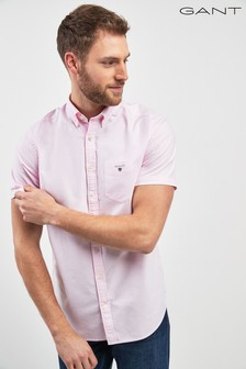 GANT Short Sleeved Oxford Shirt