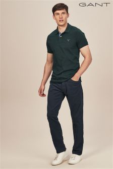 GANT Indigo Regular Soft Twill Jean
