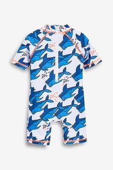 Shark Sunsafe Suit (3mths-7yrs)