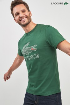 ebd4cf671a Lacoste Tops For Men | Lacoste Polo Shirts & T Shirts | Next UK