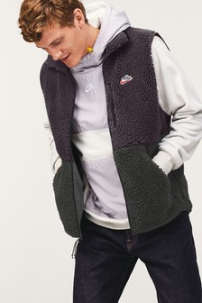 Nike Heritage Polar Fleece Gilet