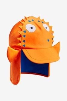 魚頭造型遮頸帽 (小)