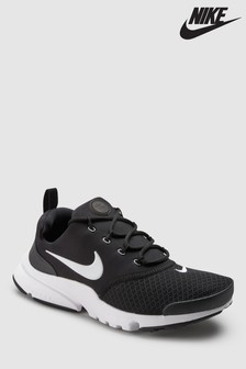 Nike Black Presto Fly Youth