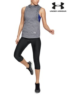 Under Armour Black Speed Stride Capri
