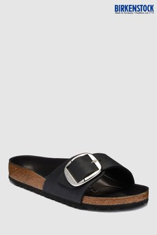 b37447a3e4b4d3 Birkenstock® Black Buckle Madrid Sandal