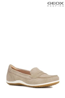 Geox Camel D Vega Moc Shoe
