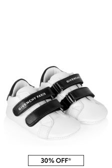 Givenchy Kids Baby Trainers