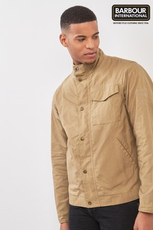 Barbour® International Steve McQueen Khaki Major Jacket