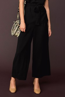ce45440fb6 Wide Leg Trousers | Palazzo Pants | Wide Leg Cropped Trousers | Next