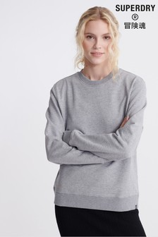 Superdry Organic Cotton Standard Label Sweatshirt