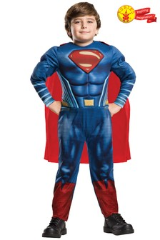 Rubies Justice League Superman Fancy Dress Costume