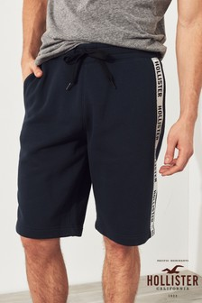 Hollister Navy Cargo Short