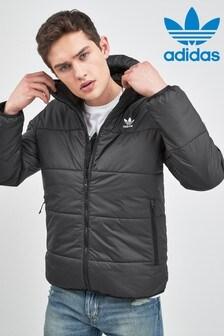 adidas Originals Black Trefoil Padded Jacket