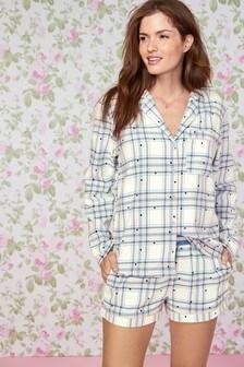 Buy Women s nightwear Nightwear Check Check Pyjamas Pyjamas from the ... 828414043