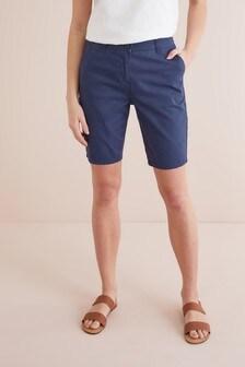 Chino Knee Shorts