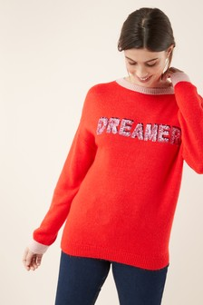 Slogan Jumper