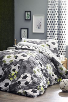 Football Crazy Bed Set