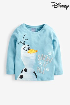 Olaf Frozen Long Sleeve T-Shirt (9mths-7yrs)