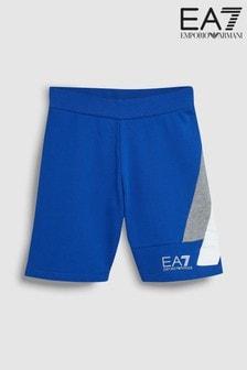 EA7 Panelled Short