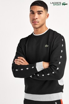 Lacoste® Sport Taped Sweater
