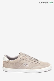 Lacoste® Grey Courtmaster 219 Trainer