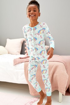Unicorn Jersey All-In-One (3-16yrs)
