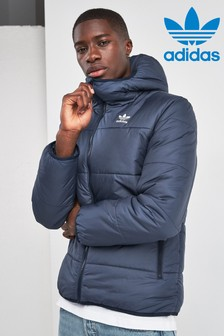 adidas Originals Black Trefoil Padded Jacket