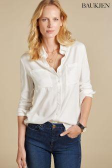 Baukjen White Catrina Shirt
