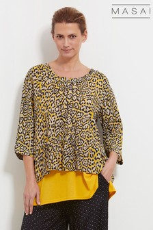Masai Yellow Damiti Top