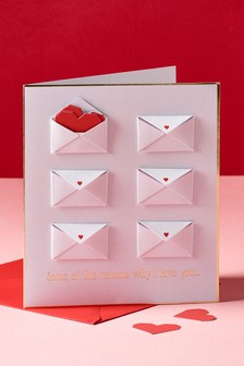 Valentines Note Card