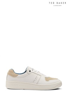 Ted Baker White Maloni Trainers