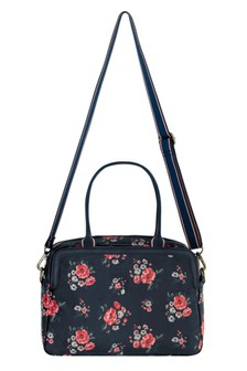 Cath Kidston® Blue Grove Bunch Samson Bag