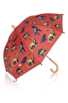 Boys Red Umbrella